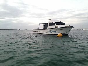 Sambrello ex cray fishing boat Safety Bay Rockingham Area Preview