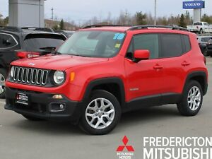 2016 Jeep Renegade North 4X4 | HEATED SEATS | BACKUP CAM