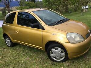 2001 Toyota Echo Hatchback Huonville Huon Valley Preview