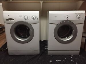 Apartment Size | Get a Great Deal on a Washer & Dryer in British ...