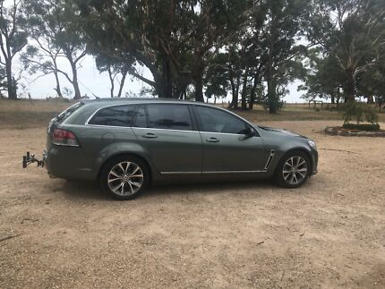 Holden Vf Calais Wagon