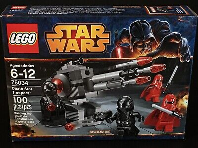 LEGO Star Wars - Death Star Troopers (75034) - Brand New & Sealed!