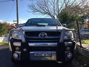 2010 Toyota Hilux Ute Ermington Parramatta Area Preview