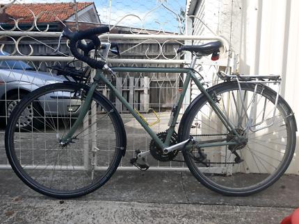 Extremely high quality custom built touring bike Coburg North Moreland Area Preview