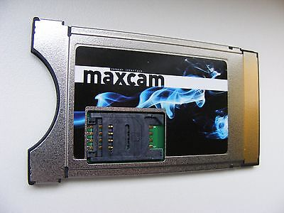 Ci-Modul MaxCam Twin V1 mit aktuellster Super Soft 5.28 HD+,Sky V13 V14,SRG,SRF. online kaufen