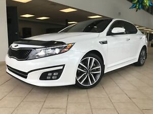2015 Kia Optima SX Turbo GPS Toit Panoramique Cuir