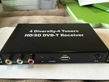 Premium In HD Car DVB-T TV Quad Tuner Receiver Digital TV Dolby Southbank Melbourne City Preview