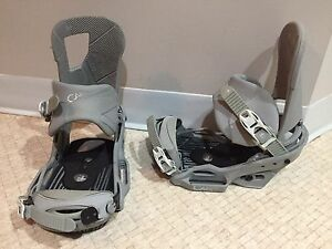 Burton Cartel EST men's snowboard bindings MEDIUM