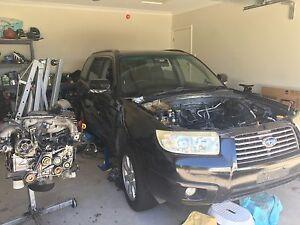 2006 Subaru Forester Wagon Singleton Singleton Area Preview