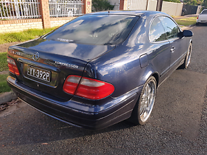 Mercedes Benz CLK230 Elegance Parafield Gardens Salisbury Area Preview