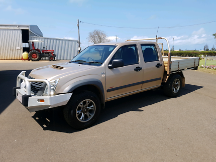 2007 Holden Rodeo
