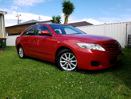 2010 Toyota Camry 2.4l altise auto