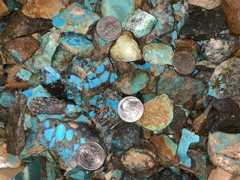 21 Grams Gorgeous Turquoise (Bell/Sunbell & Maisel Scrap.)