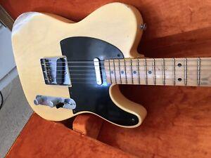 Fender Custom Shop 1958 Telecaster reissue