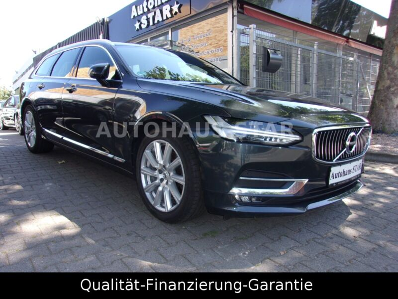 Volvo V90 KOMBI INSCRIPTION / LEDER - AUTOMATIK - NAVI