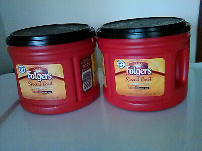 2x Folgers Medium Special Roast Ground Coffee, 24.2 Oz