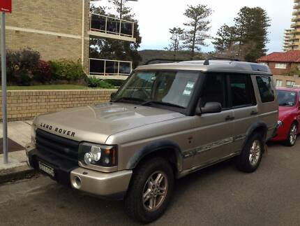2003 Land Rover Discovery Wagon Manly Manly Area Preview