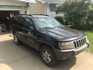 2004 Jeep Grand Cherokee Laredo for parts for sale