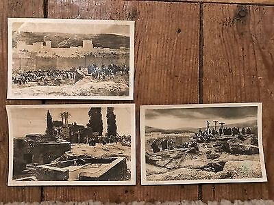 Early 1900s German Postcards - UNPOSTED