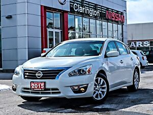 2015 Nissan Altima 2.5 S No Accidents One Owner  FREE Delivery