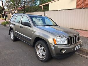 2006 Jeep Grand Cherokee Diesel CRD auto 4x4 155,000kms Cumberland Park Mitcham Area Preview