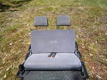 Nissan Patrol rear seat third row Soldiers Point Port Stephens Area Preview