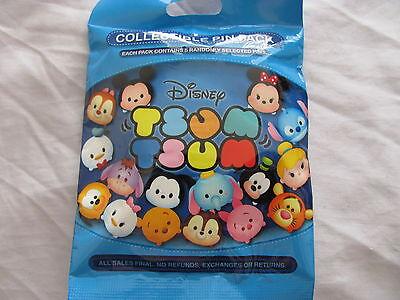 Disney Trading Pins 108000 Disney Tsum Tsum Mystery Pin Pack