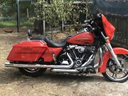2017 Street Glide Special. Lower King Albany Area Preview