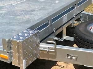Hot Dipped Galvanized Tilt Car Trailer 3.0 ton Wauchope Port Macquarie City Preview