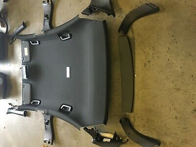 2006 2007 FORD FOCUS HEADLINER ROOF GRAB HANDLE FRONT GRAY