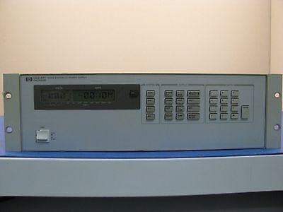 Agilent 6626a Dc Power Supply Precision Dual-output Gpib 90 Day Warranty
