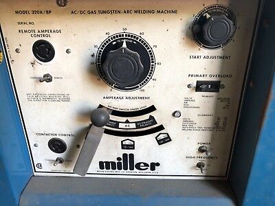Miller Gold Star 452 903400 Stick Welder