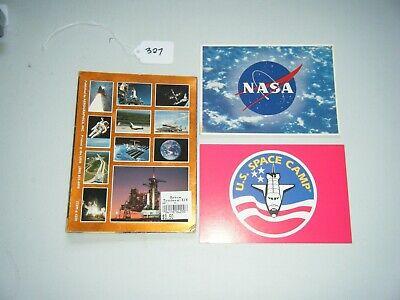 NASA Postcards A Collection of 14 Postcards