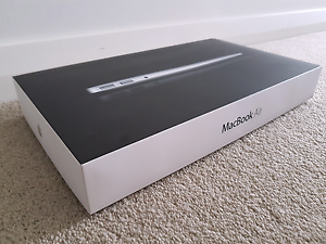 MacBook Air - Box Only Ryde Ryde Area Preview