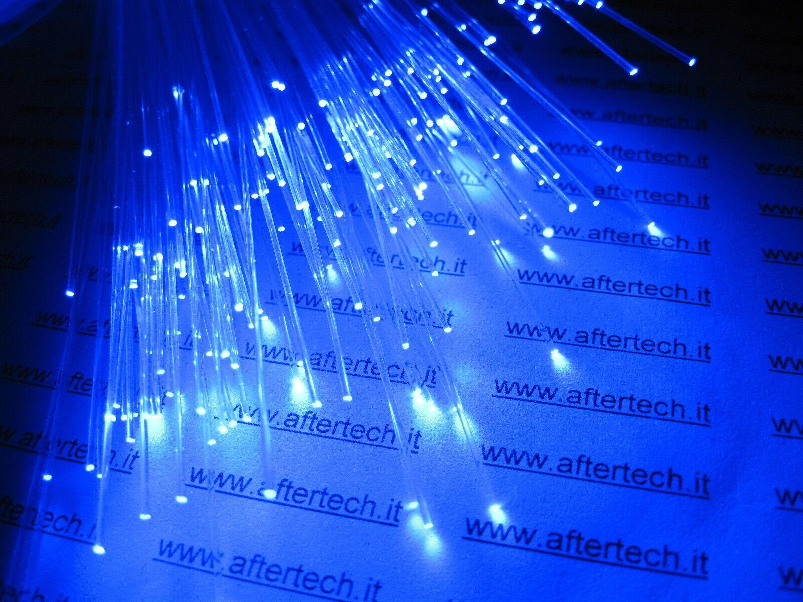 Kit fibra ottica led professionale cielo stellato per impianto