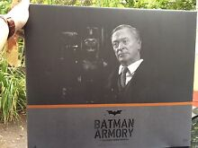Quick sale now!! HOT TOYS BATMAN ARMORY WITH BATMAN AND ALFRED Lane Cove North Lane Cove Area Preview