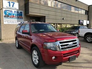 2014 Ford Expedition Limited Navi TV/DVD Cam V8 4wd