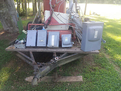 Electrical Boxes Used 6 Lot Price