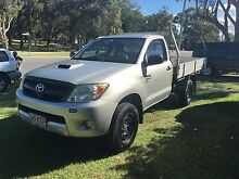 Toyota Hilux Utility Parkwood Gold Coast City Preview