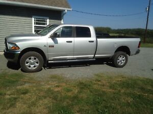 2011 dodge 3500 diesel long box