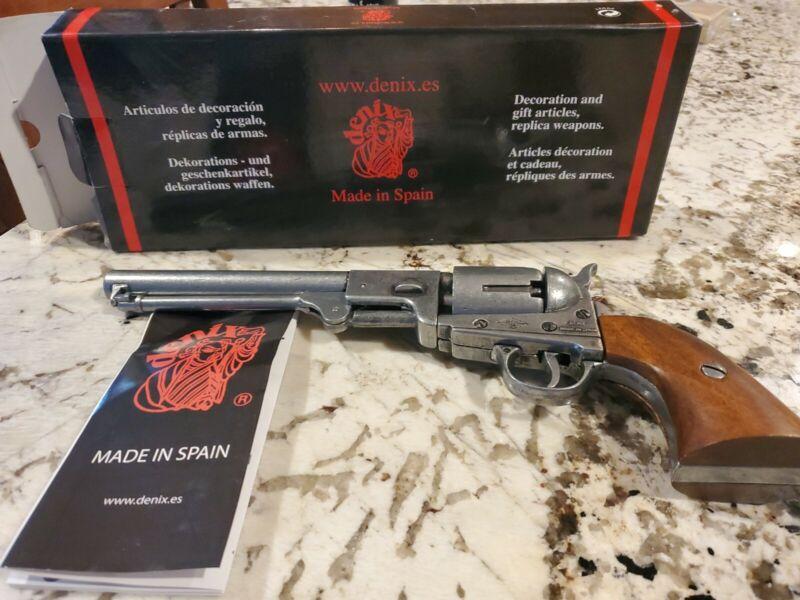 Civil War Griswold & Gunnison Percussion Revolver - Confederate - Denix Replica