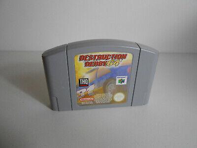 Destruction Derby für Nintendo 64 / N64