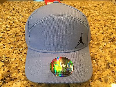 Nike Air Jordan Jumpman Buckle back Hat UNC University Blue Tarheel 604613 448