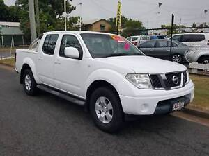2011 Nissan Navara D40 ST(4x4) TurboDiesel Auto Maryborough Fraser Coast Preview