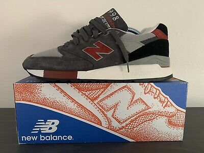 New Balance M998GR Size US 9/UK 8.5 Made In USA 990 991 992 993 996 997 998 999