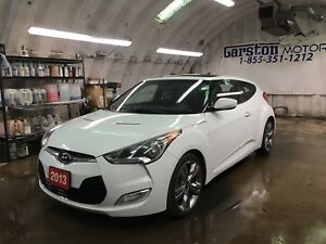 2013 Hyundai Veloster COUPE W/TECH*NAVIGATION*BACK UP CAMERA*POW
