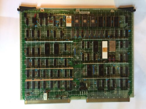 ACCURAY ABB 61552-001 or 3-61552001 MPR Paper Machine Gauging BOARD