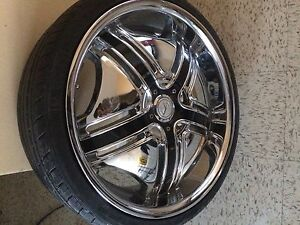 20 inch rims will fit any car