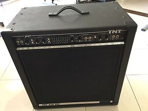 Peavey TNT 115 Bass amp. Yatala Gold Coast North Preview