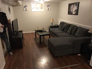 MAY 1st-2 ROOMS  FOR RENT IN BASEMENT APT-SSFC CHERRYHILL AREA